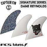 ショートボード用フィン CAPTAIN FIN CO. キャプテンフィン DANE REYNOLDS