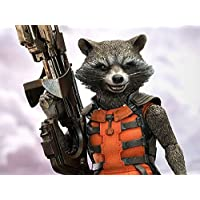 Guardians of the Galaxy MMS252 Rocket 1/6th Scale Collectible Figure (製造元:Hot Toys) [並行輸入品]