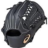 asics(アシックス) 軟式 野球用 グローブ オールポジション(右投げ用) ジュニア用 DIVE ダイブ サイズ小 2019年モデル 3124A054 Tブラック LH(右投げ用)