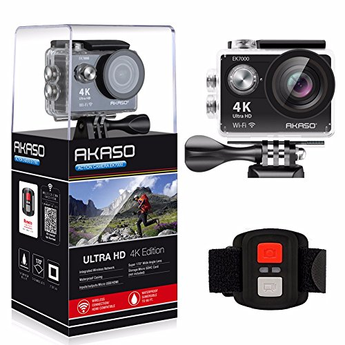 AKASO EK7000 4K WIFI スポーツ カメラ H...