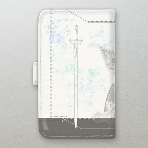 63d4250c6f 【カーテン魂】[劇場版 ソードアート・オンライン -オーディナル・スケール-]手帳型スマホケース(汎用Lサイズ)