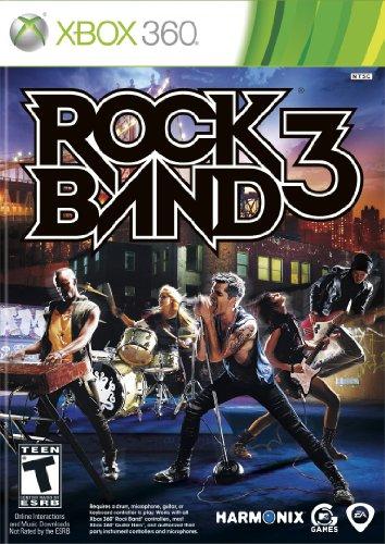 Rock Band 3 (輸入版:北米・アジア) ※ソフト単体、コントローラ必須 - Xbox360
