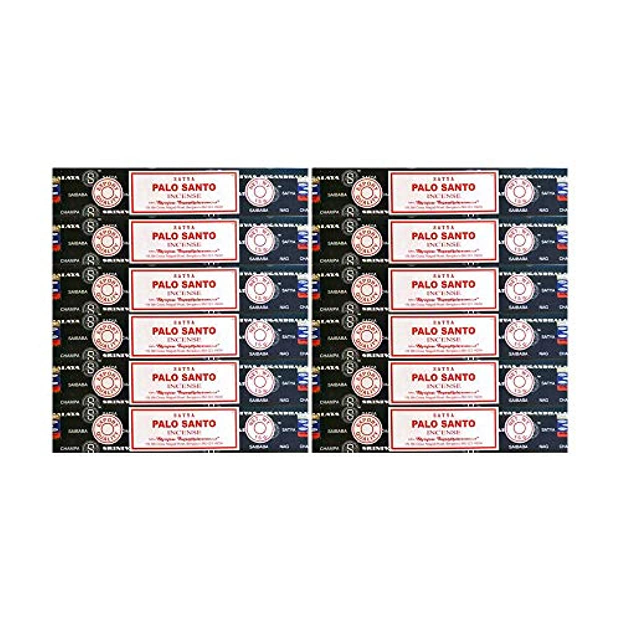 松明誰認可Satya Nag Champa Assorted Fragrance Incense sticks-12packs X 15グラム 6 グレー