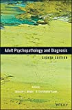 Cover of Adult Psychopathology and Diagnosis