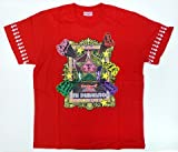 5TH☆DIMENSION Tシャツ(赤) 百田夏菜子 「ももいろクローバーZ JAPAN TOUR 2013「5TH DIMENSION」」