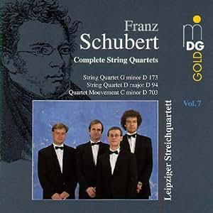 String Quartets 7