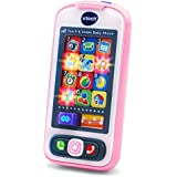 VTech Touch & Swipe Baby Phone - Pink