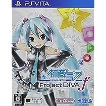 初音ミク -Project DIVA- f お買い得版 - PSVita