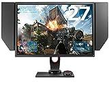 BenQ ゲーミングモニター ディスプレイ ZOWIE XL2735 27インチ/WQHD/DisplayPort,HDMI,DVI搭載/144Hz/1ms