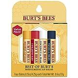 バーツビーズ (Burt's Bees) ベスト 4種 リップ パック(4.25g×4本)