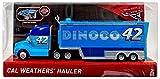 カーズ3 / クロスロード マテル 1:55 ダイキャスト ミニカー レーストラック カール・ウェザース's ハウラー / MATTEL 2017 CARS 3 RACE TRUCK CAL WEATHERS'S HAULER 【並行輸入品】ディズニー ピクサー Disney PIXAR キャラクターカー 最新 映画 ダイナコ No.42