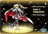 キャラクター万能ラバーマット 魔法少女リリカルなのは Reflection フェイト・T・ハラオウン 短辺約370×長辺約520×厚さ約2mm