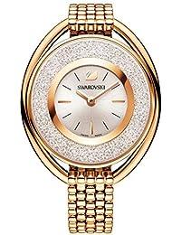f5b569bc0d67 [スワロフスキー] SWAROVSKI 腕時計 レディース 5200341 Crystalline Oval (クリスタル ...