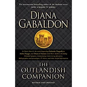 The Outlandish Companion Volume 1 (Outlander)
