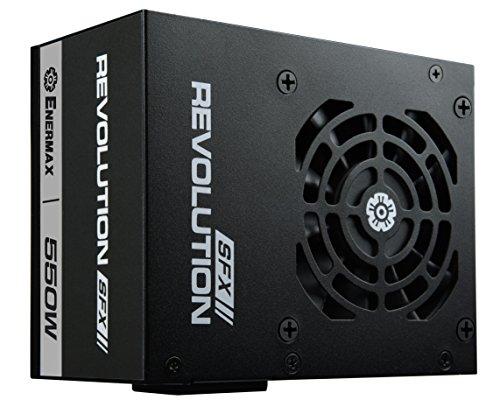 ENERMAX 80PLUS ゴールドSFX電源 REVOLUTION SFX 550W ERV550SWT