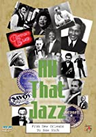 All That Jazz: from New Orleans to Ny [DVD] [Import]