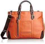 [エバウィン] ビジネスバッグ 日本製 撥水加工 21598 OR オレンジ