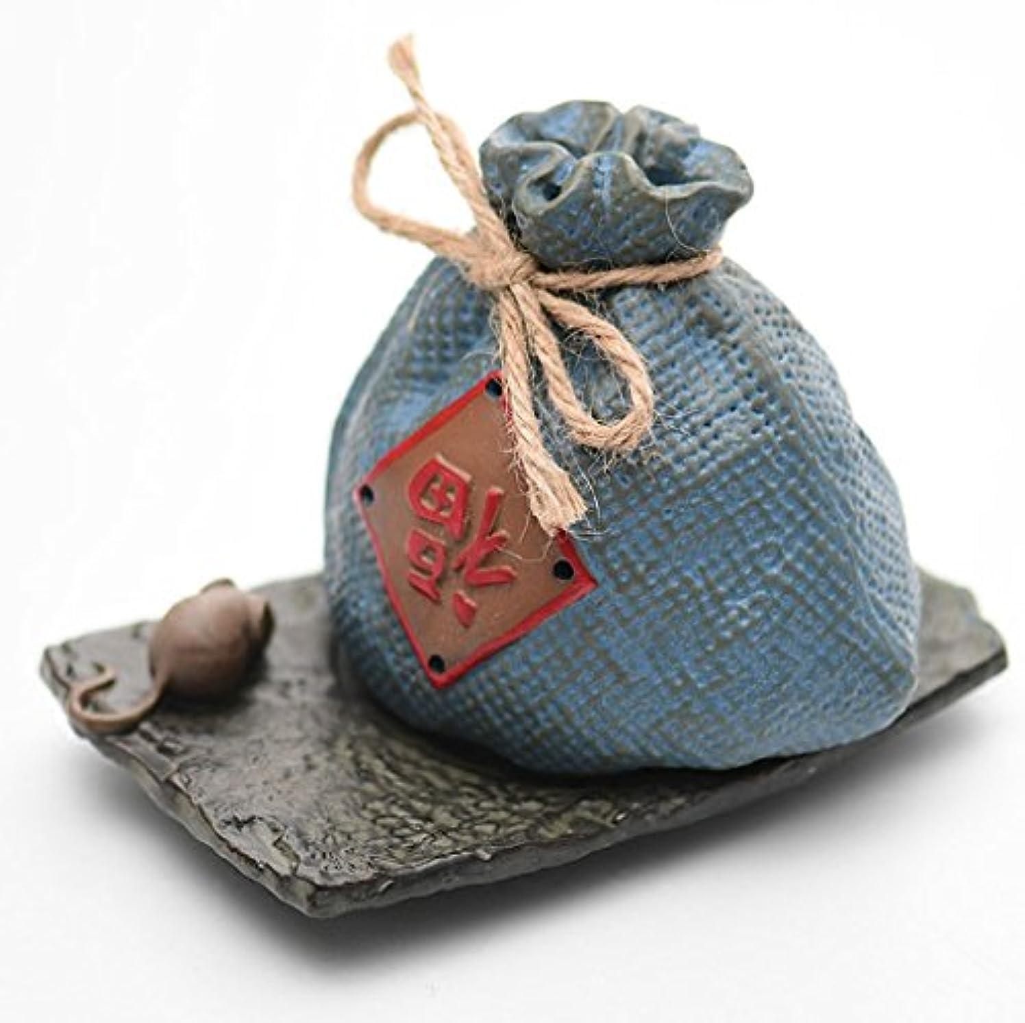 スパイラル大胆コンテスト(ラシューバー) Lasuiveur 陶磁器 香炉 香立て 線香立て お香立て