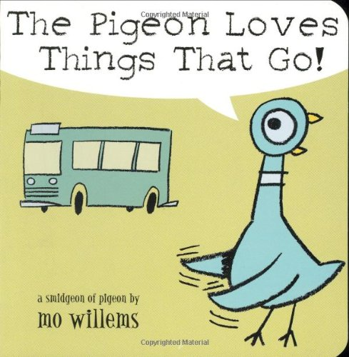 The Pigeon Loves Things That Go!の詳細を見る