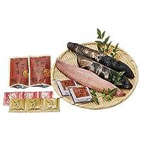 藁焼き鰹のたたきと刺身セット 47C-039
