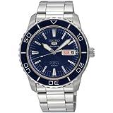 [セイコーimport] 腕時計 SEIKO 5 SPORTS(セイコー ファイブ スポーツ) オートマチック デイデイト SNZH53JC 逆輸入品 シルバー