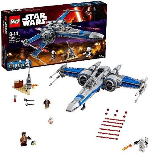 [해외]레고 (LEGO) 스타 워즈 저항군의 X 윙 파이터 75149/Lego (LEGO) Star Wars Resistance X Wing Fighter 75149