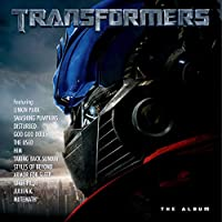 "O.S.T/VARIOUS - TRANSFORMERS (140 GR 12"" COLORED-LTD.) (1 LP)"