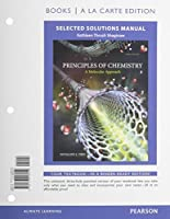 Selected Solutions Manual for Principles of Chemistry: A Molecular Approach Books a la Carte Edition【洋書】 [並行輸入品]
