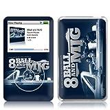 Music Skins iPod Classic用フィルム 8 Ball & MJG – Suave House iPod classic MSRPIPC00002