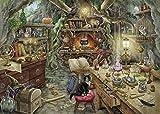 Witch's Kitchen 759 PC Escape Puzzle