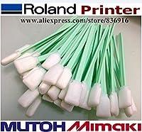 Yoton フォームチップクリーニング綿棒 300個 HPプリンター用