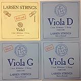 LARSEN Viola弦 Set (A Ball)