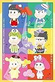 300ピース ジグソーパズル おそ松さんxSanrio characters(26x38cm)