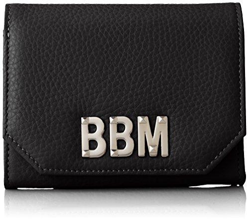 [ブラックバイマウジー] BLACK BY MOUSSY 「ノーヴァ」中Lファスナー付折財布