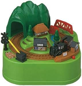 Train Bank 機関車
