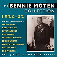 The Bennie Moten Collection 1923-32 by Bennie Moten