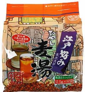 OSK 六条大麦使用 江戸好み ひやし麦湯 52包入