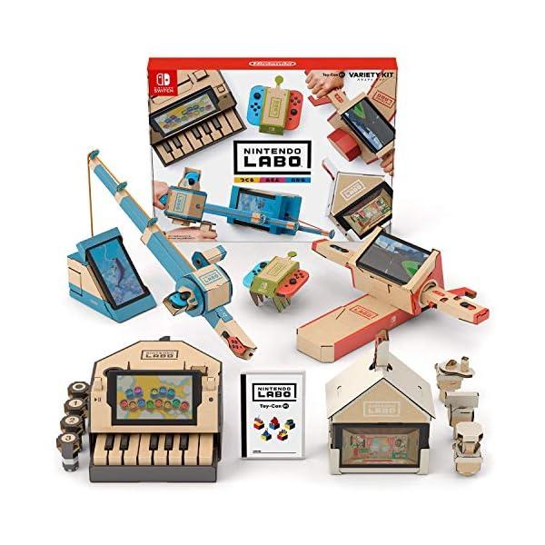 Nintendo Labo (ニンテンドー ラ...の紹介画像3