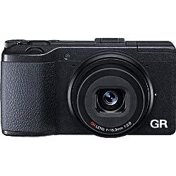 RICOH デジタルカメラ GR APS-CサイズCMOSセンサー搭載