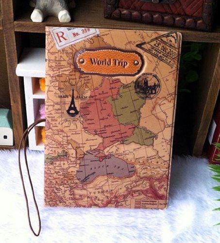 パスポート ケース 地図 世界 ヨーロッパ pass port case 旅券 収納 トラベル グッズ 旅行 便利