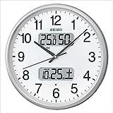 セイコー:電波掛時計 KX383S 23216