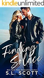 Finding Solace: A Small Town Second Chance Romance (English Edition)