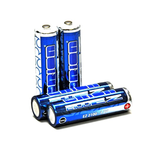 京商 ティームオリオン EZ2100 単3ニッケル水素バッテリー (4pcs) ラジコン用パーツ ORI13503