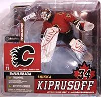 McFarlane Toys NHL Sports Picks Series 11Action Figure Miikka Kiprusoff ( Calgary Flames )