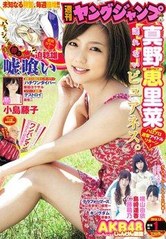 週刊ヤングジャンプ 2013年1月1日号 1号(通巻No.1612号) (ヤンジャン バックナンバー)