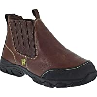 [アイロンエイジ] メンズ ブーツ&レインブーツ Galvanizer Chelsea Steel Toe Work Boot [並行輸入品]