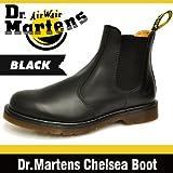 [ドクターマーチン]Dr.Martens 2976 チェルシーブーツ サイドゴア ブラック #11853001[並行輸入品] 28.0(UK9/US10)