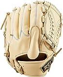 ゼット(ZETT) 硬式野球 グラブ プロステイタス ピッチャー用 右投げ用 パステルブラウン(3200) サイズ:5 日本製 BPROG710