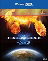 Universe in 3d [Blu-ray] [Import]