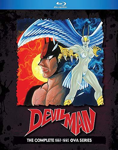 Devilman OVA Series Blu-Ray(デビルマン 誕生編/妖鳥死麗濡編 OVA2話)